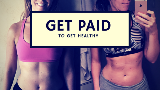 Lipstick And Lunges - Get Paid to get Healthy in 2017