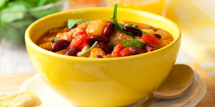 21 Day Fix approved Pumpkin Chili