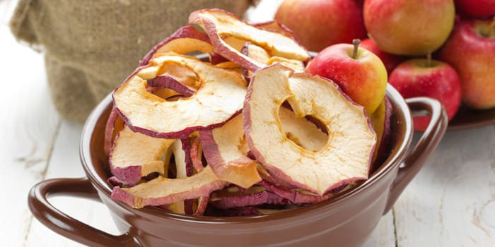 Lipstick And Lunges - Diet Meal Plans - Baked Apple Chips - Healthy Fall Recipes