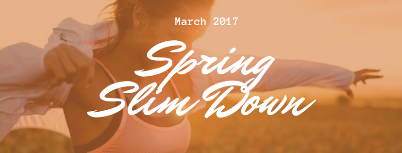 Lipstick And Lunges - Spring Slim Down Challenge