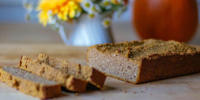 21 Day Fix approved Pumpkin Bread
