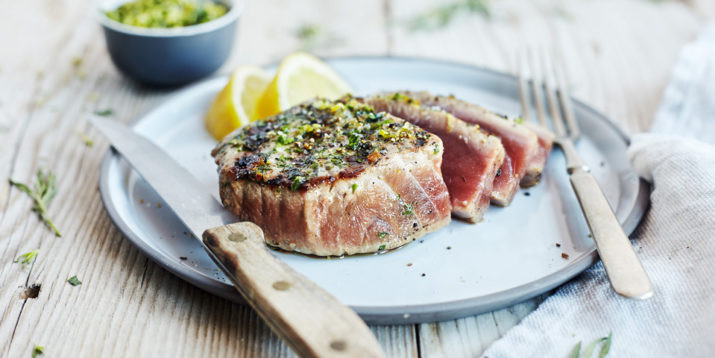 Lipstick and Lunges - Healthy Dinner Recipes - Tuna Recipes