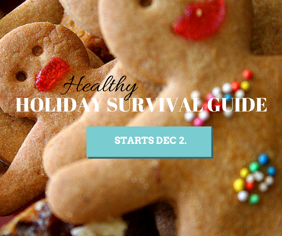 Lipstick and Lunges - Healthy Holiday Survival Guide