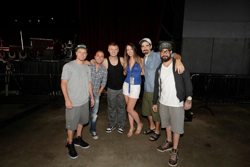 Backstreet Bootcamp - Vegas VIP
