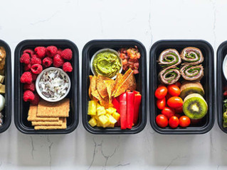 5 Simple No-Cook Snacks to Make this Week