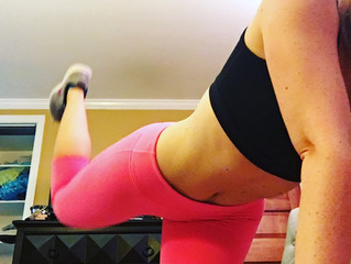 Weeks 8 - 11: Bikini Booty Challenge
