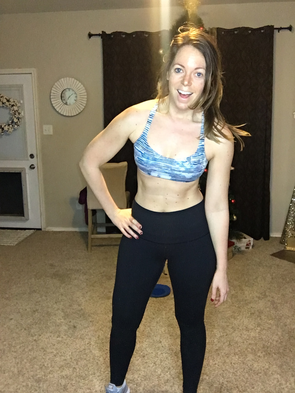 Lipstick and Lunges - 80 Day Obsession results