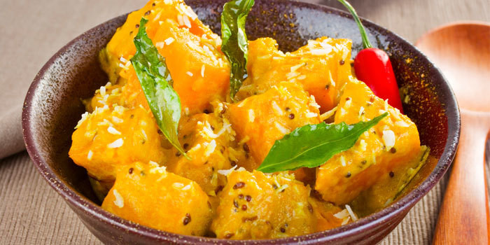 21 Day Fix approved Pumpkin Curry