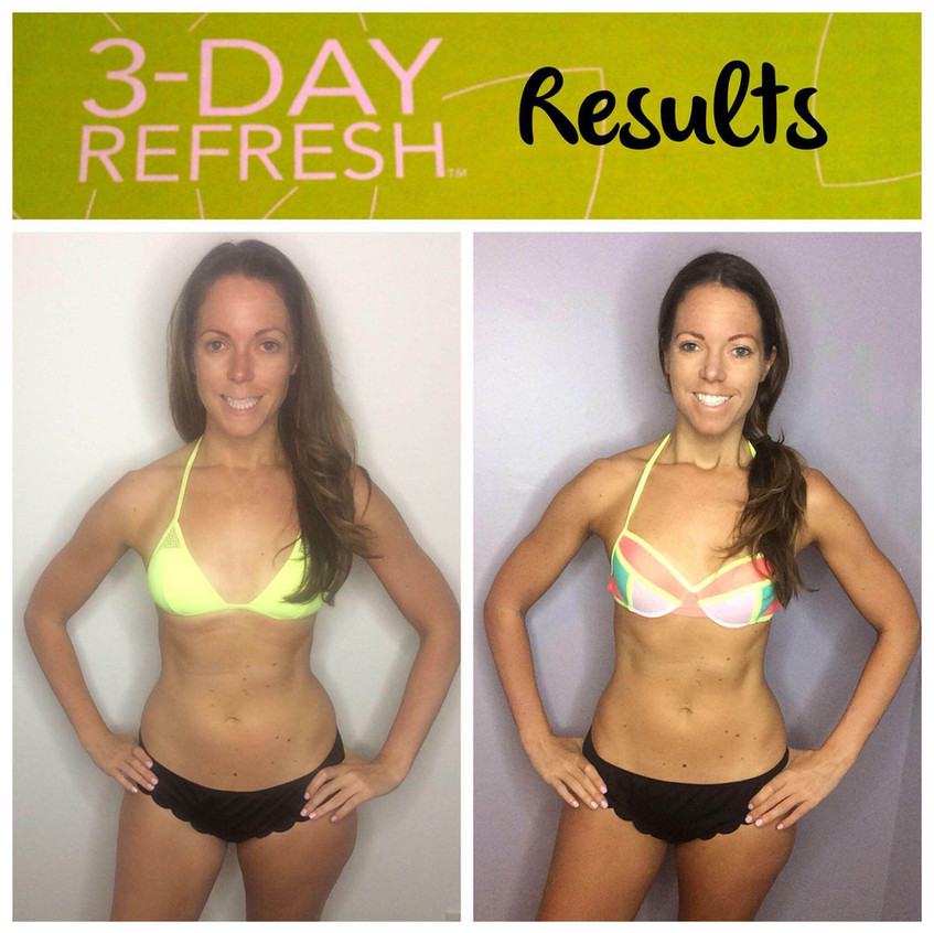 Lauren Beley - 3-Day Refresh Results