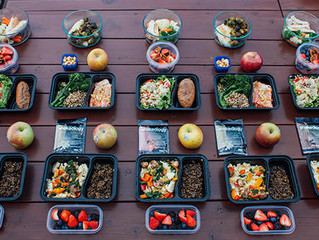 Ditch the Grains with this Grain-Free 5 Day Meal Plan