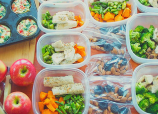 Meal Prep 101: A Beginners Guide to Meal Prep