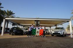 Finalistas Mundial LR 4x4 in Schools