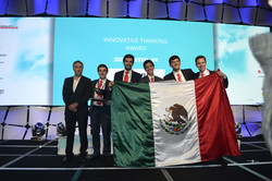 Innovative Thinking Award 2016