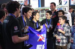 Campeones Regional CDMX 2014