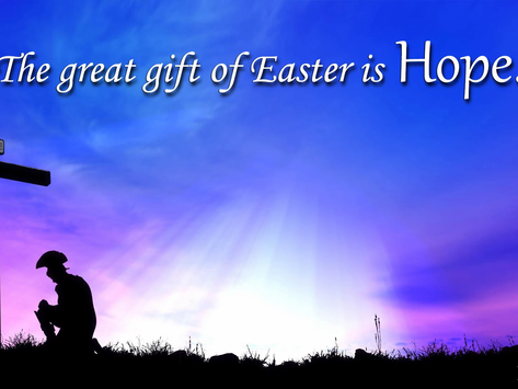 What Will You Do with the Hope of the Resurrection?