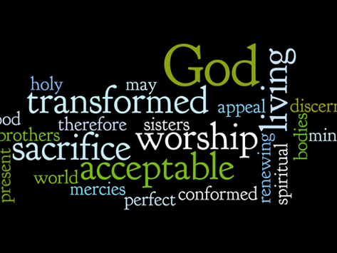 Cultivating a Lifestyle of Worship
