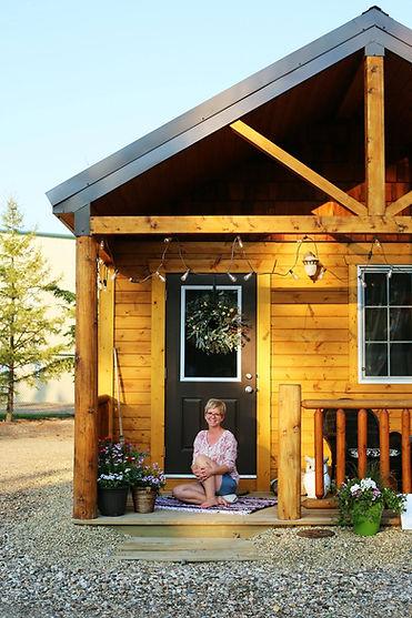 Tamina at the cabin.jpg