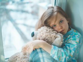 Erkältete Kleinkinder und Baby's
