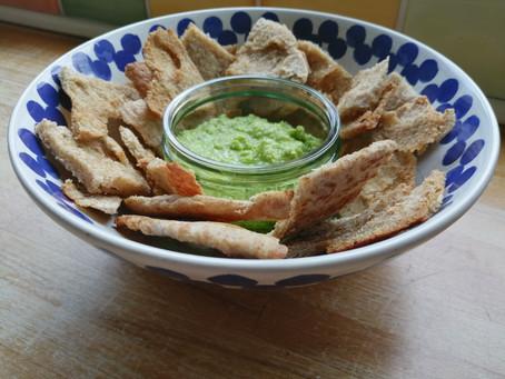 Pitta chips