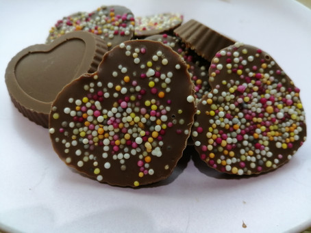 Giant chocolate Jazzies