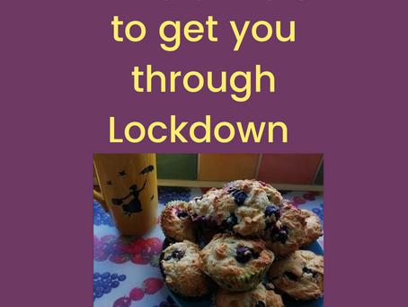 5 bakes to get you through Lockdown