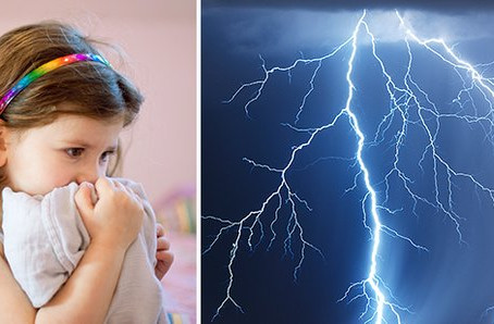 FROM FEARFUL TO FEARLESS - 5 ways to help your child love a thunderstorm