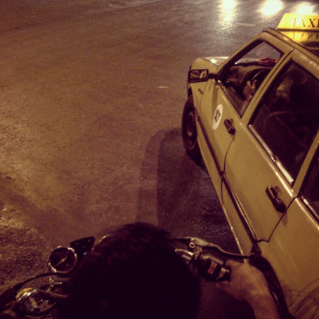 第11話 千夜一夜タクシー