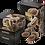 Thumbnail: Sizilianische Mandeln mit Guérande gesalzener blonder Schokolade