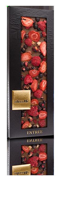 chocoMe Milchschokolade 40%