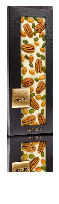 chocoMe weisse Schokolade