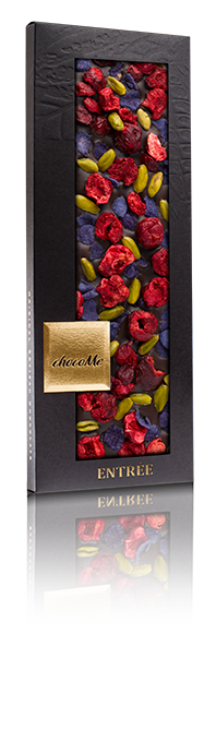 Valrhona dunkle Schokolade 66%