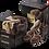 Thumbnail: Sizilianische Mandeln mit Kaffee und Kardamom verfeinerter dunkler Schokolade