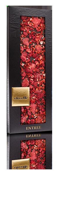 Wein Pinot Noir - Valrhona dunkle Schokolade 66%