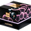 Thumbnail: chocoMe Raffinée - lyophilisierte schwarze Johannisbeere mit Heidelbeer-Joghurt