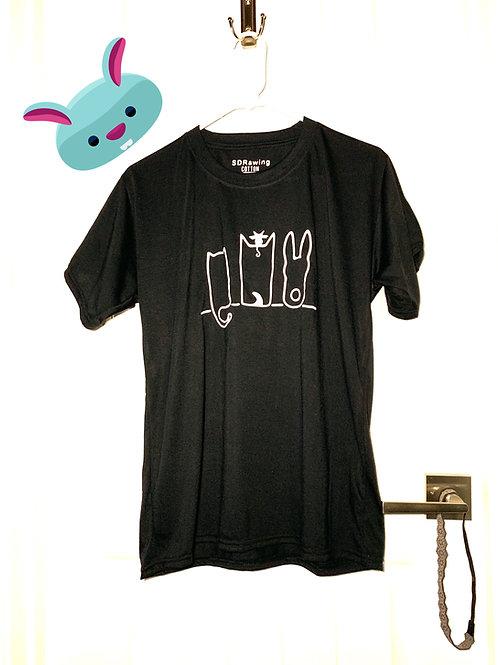 Cat Dog Bun Shirt