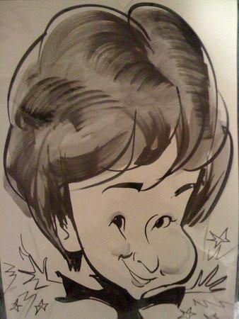 Ella's Caricature