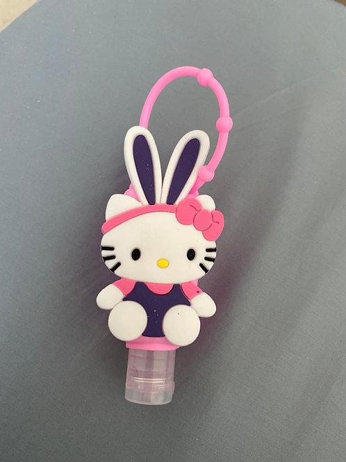 Kitty Bunny Hand Sanitizer Bottle