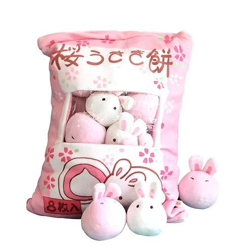 """Bag""of 8 Bunny Mochis"