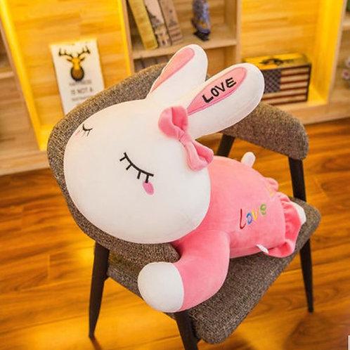 Sleepy Pink Bun 55cm