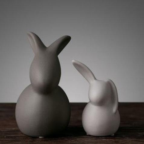Modern Bun Sculpture