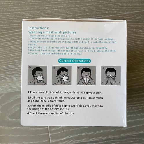 KN95 Masks - 20 per box