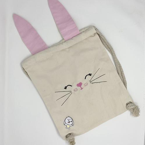 Mini Bunny Cinch Sack