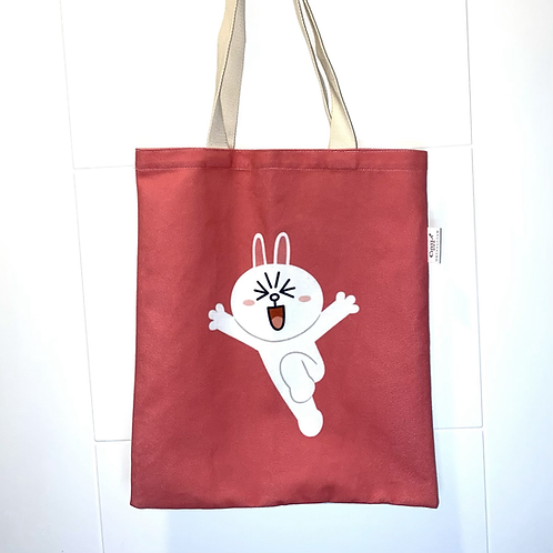 Super soft & washable tote bags