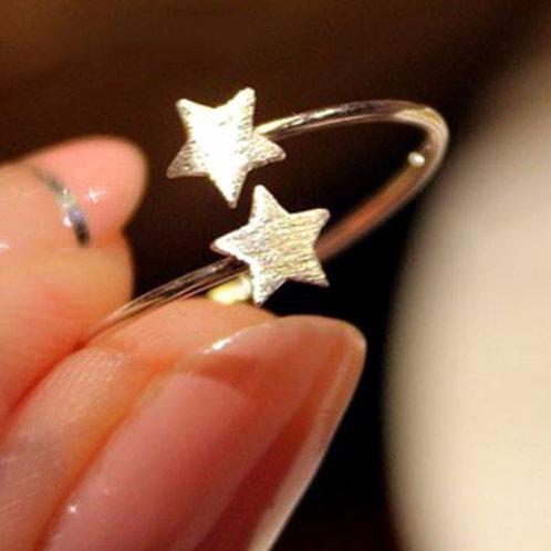 Open Stars Ring