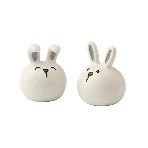 Petite Bunny Salt & Pepper Shaker