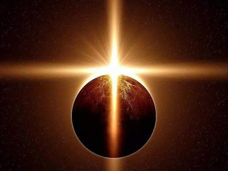 LUA nova e Eclipse Solar