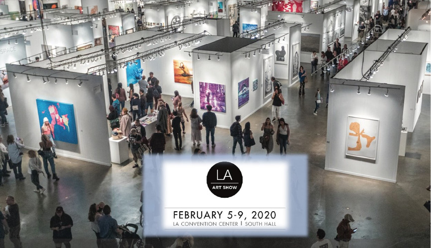 Jaymay Gallery @ LA ART SHOW