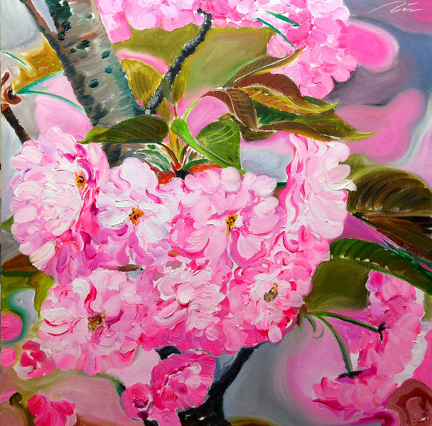 Cherry Blossom · The Vernal Long
