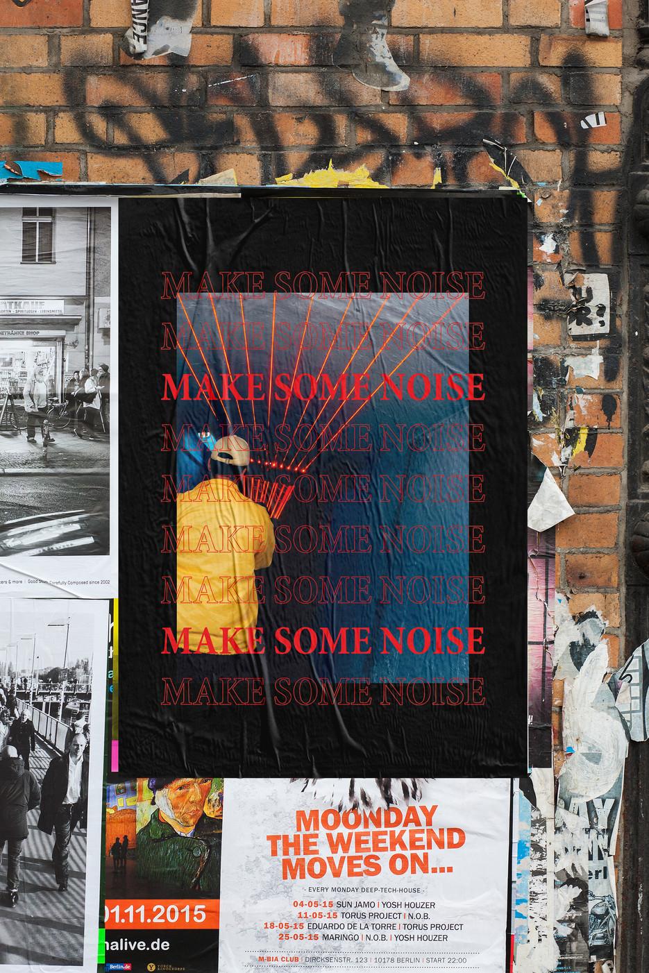 NOISE : campaign