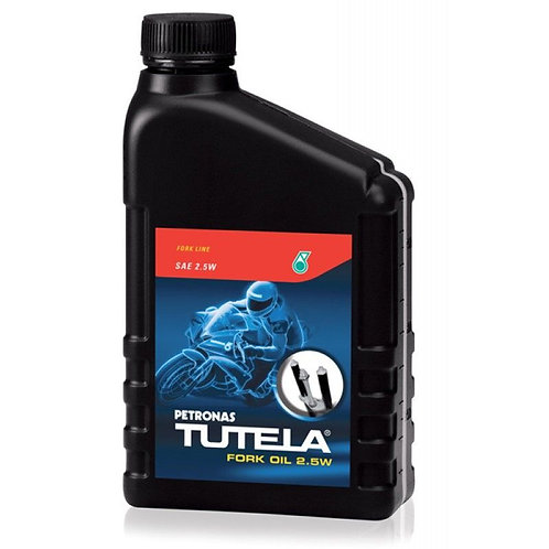 Petronas Tutela Fork Oil 2.5w 1L